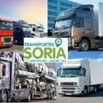 Alquiler de camiones en Valdegeña Soria