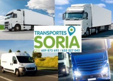 Alquiler de camiones en Valdemaluque Soria