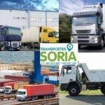 Alquiler de camiones en Valdeprado Soria
