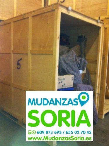Alquiler de camiones en Villasayas Soria
