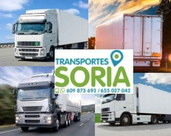 Alquiler de camiones en Vizmanos Soria