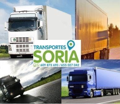 Alquiler de camiones en Vozmediano Soria