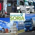 Alquiler de camiones en Yelo Soria
