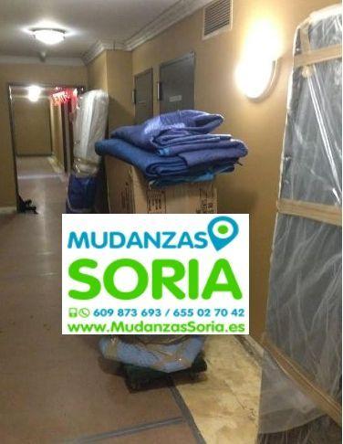 Empresas de mudanzas en Soria