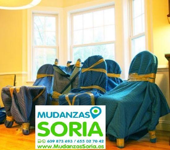 Empresas transportes Liceras Soria