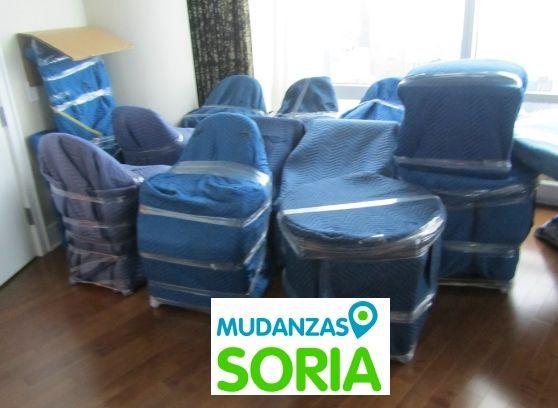 Empresas transportes Maján Soria