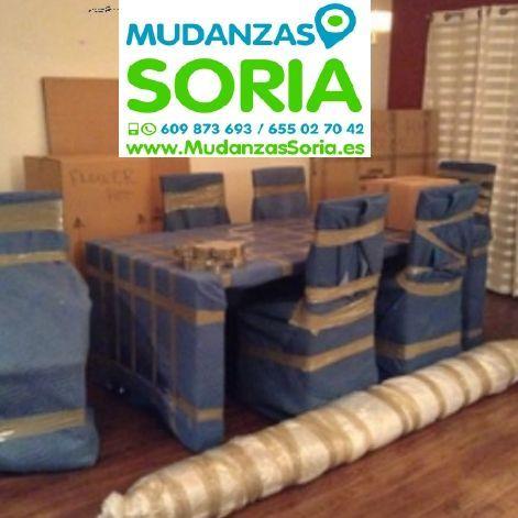 Empresas transportes Momblona Soria