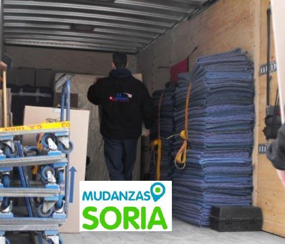 Empresas transportes Navaleno Soria