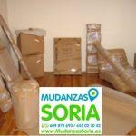 Empresas transportes Nepas Soria