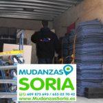 Empresas transportes Noviercas Soria