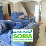 Empresas transportes Salduero Soria