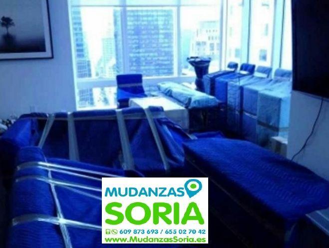Empresas transportes Soliedra Soria