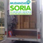 Mudanza Profesional en Soria