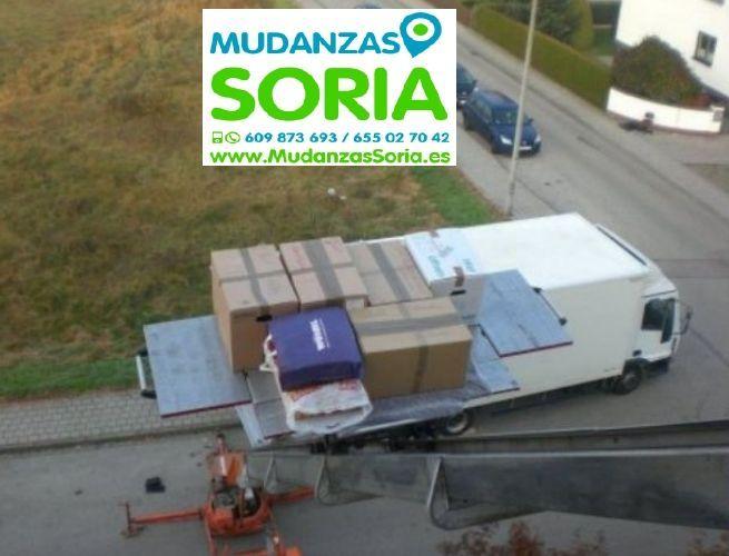 Mudanzas Ágreda Soria