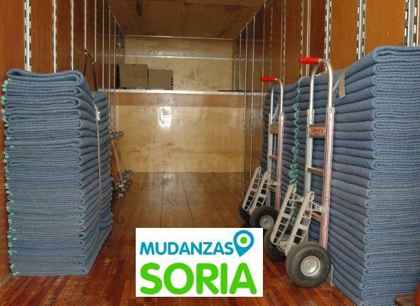 Mudanzas Abejar Soria