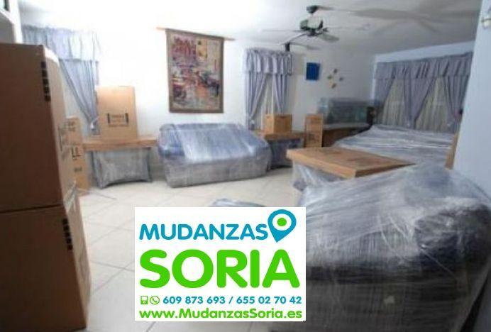 Mudanzas Almajano Soria