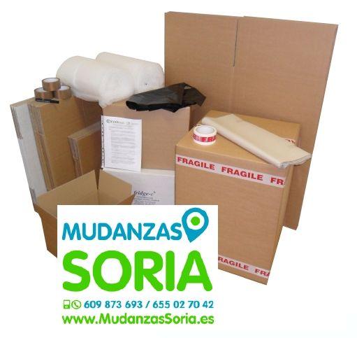 Mudanzas Almarza Soria