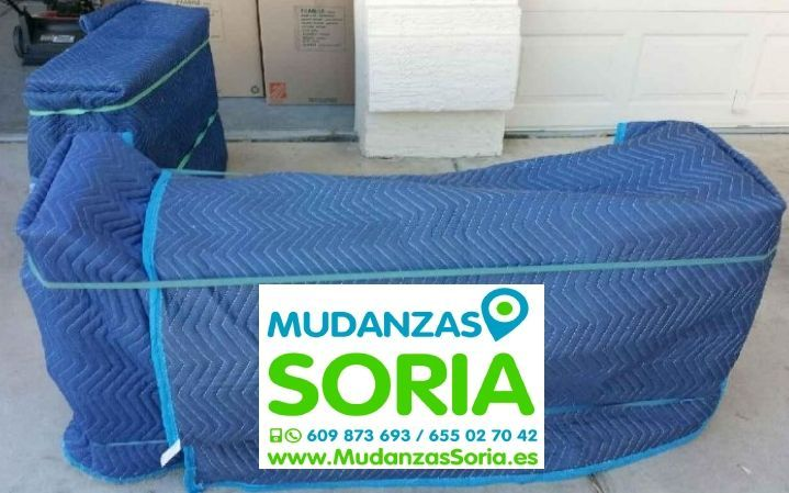 Mudanzas Alpanseque Soria