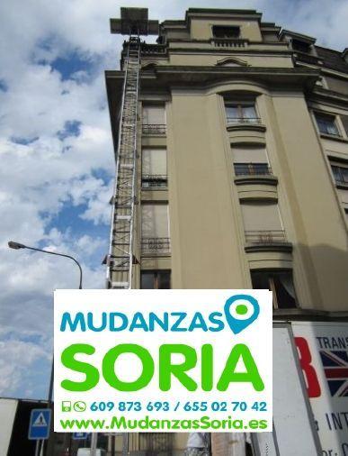 Mudanzas Arenillas Soria