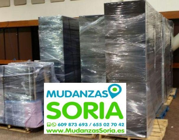 Mudanzas Buberos Soria