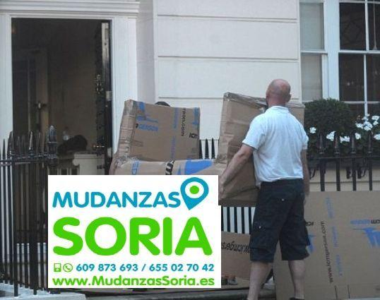 Mudanzas Casarejos Soria