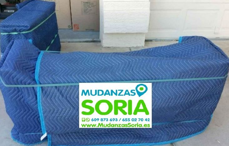 Mudanzas Casas Soria