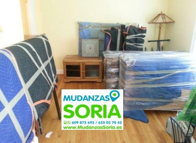 Mudanzas Castilruiz Soria
