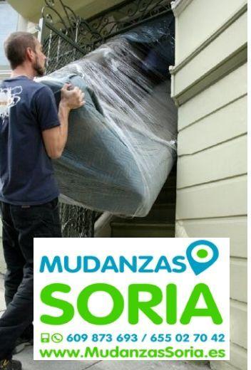Mudanzas Cihuela Soria