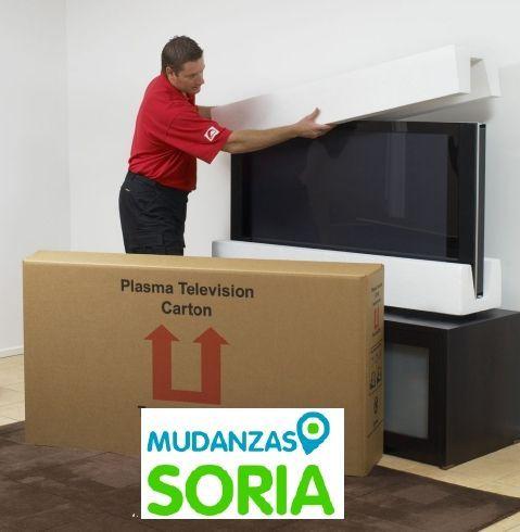 Mudanzas Dévanos Soria