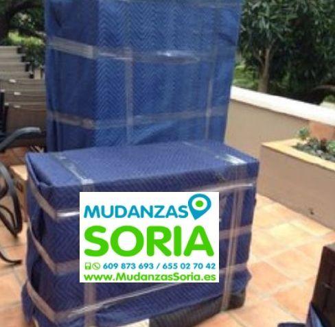 Mudanzas Espejón Soria