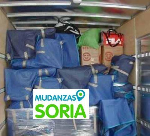 Mudanzas Fuentecantos Soria