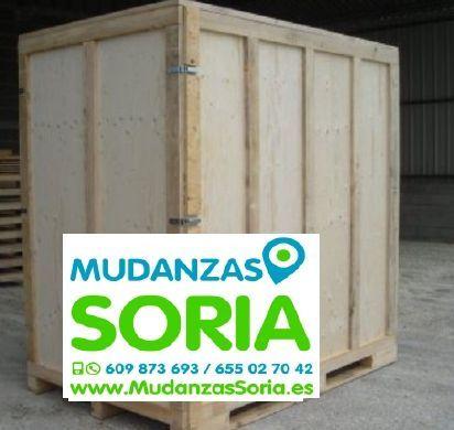 Mudanzas Fuentelsaz Soria