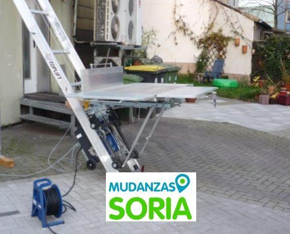 Mudanzas Fuentelsaz de Soria