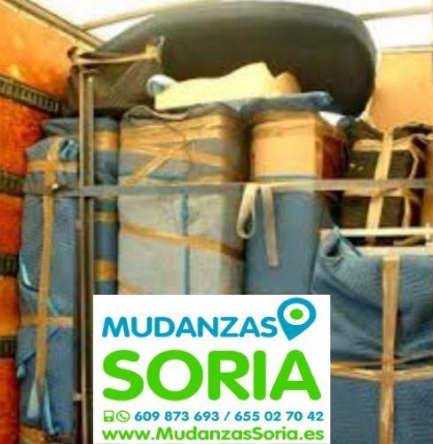 Mudanzas Fuentestrún Soria