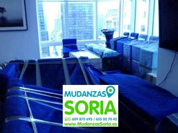 Mudanzas Gómara Soria