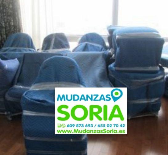 Mudanzas Garray Soria