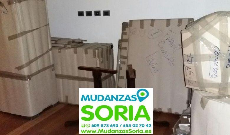 Mudanzas La Póveda Soria