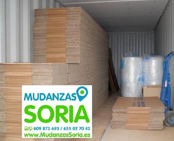 Mudanzas Los Rábanos Soria