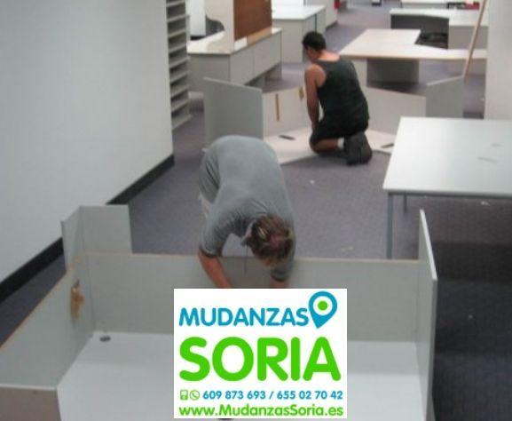 Mudanzas Maján Soria