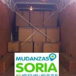 Mudanzas Molinos de Duero Soria