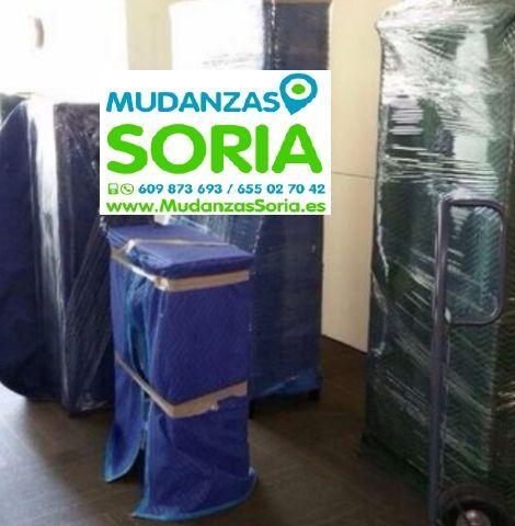 Mudanzas Morón de Almazán Soria