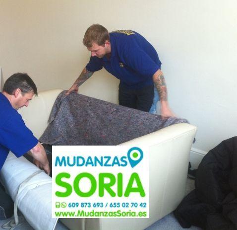 Mudanzas Pozalmuro Soria