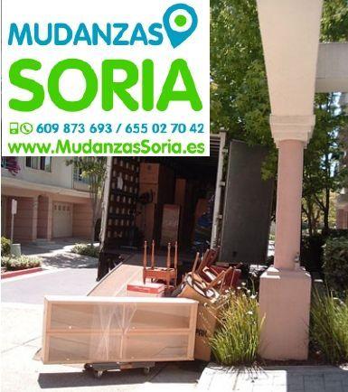 Mudanzas Quintanas de Gormaz Soria