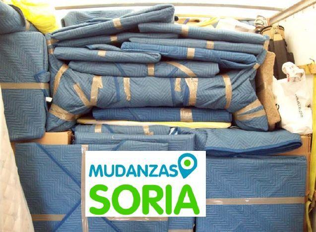 Mudanzas Reznos Soria