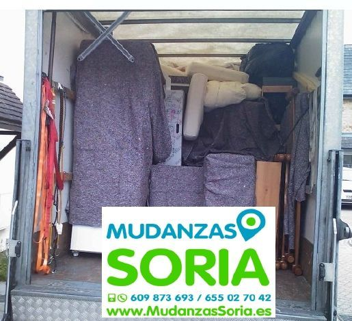 Mudanzas Rioseco Soria