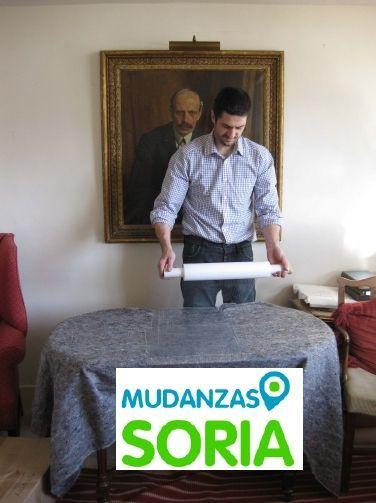 Mudanzas Salduero Soria