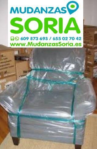 Mudanzas Soliedra Soria