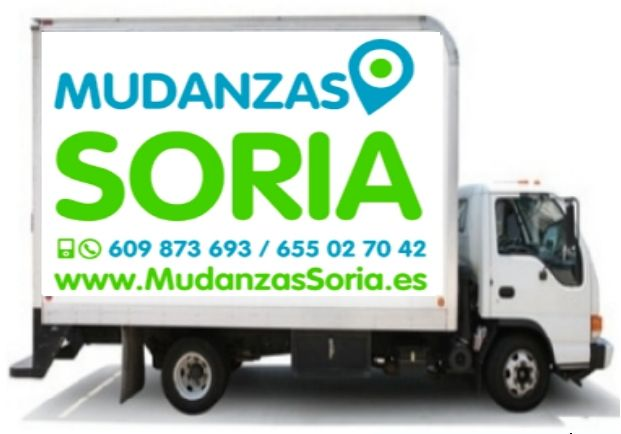 Mudanzas Soria transporte guardamuebles