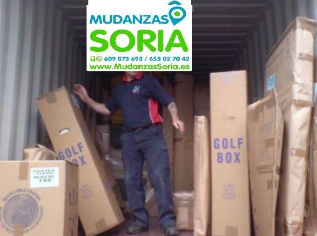 Mudanzas Suellacabras Soria
