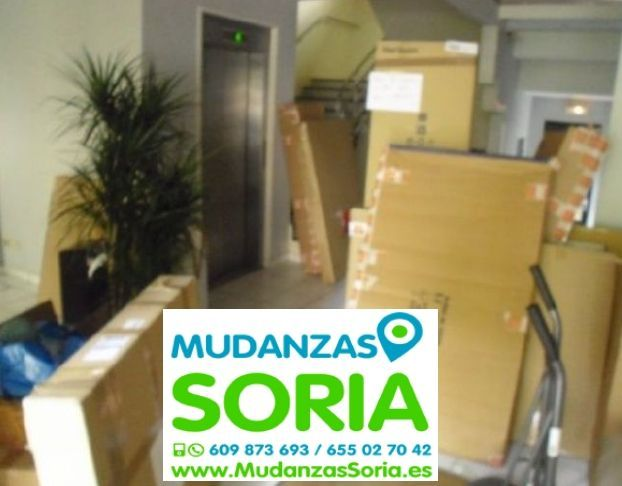 Mudanzas Torreblacos Soria